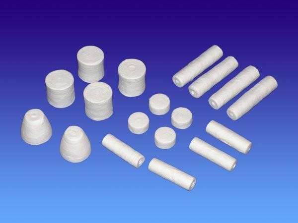Watte Zylinder Sortiment