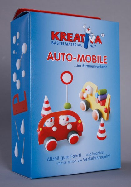 "Kreativsortiment ""Auto-Mobile"""