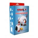 KREATIVA Nr. 9 Pinguinenbande bei Spiel und Spass Bastelset