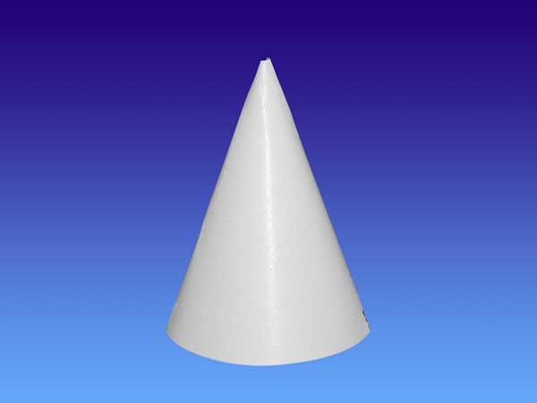 cardboard pointy hat